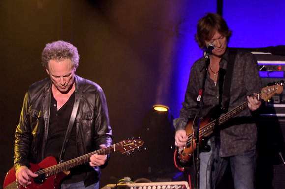 Test Lindsey Buckingham : Songs from the Small Machine - Live in