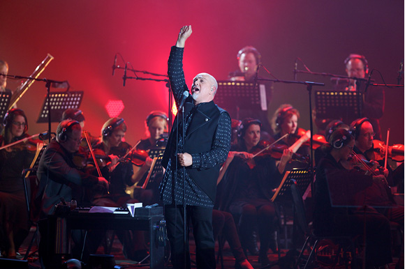 Peter Gabriel : New Blood Live in London 3D (2011)