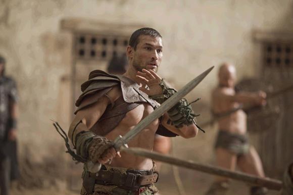 Spartacus, le sang des gladiateurs saison 1 (2010)