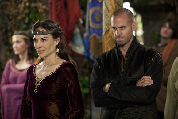 Camelot, la légende du roi Arthur saison 1 (2011)