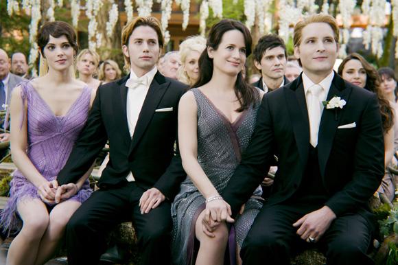 Twilight chapitre 4 : révélation 1ère partie (2011)