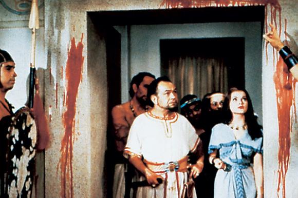 Les dix commandements (1956)