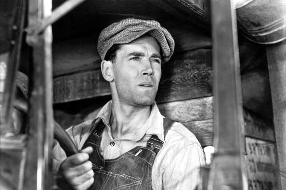 Les raisins de la colère (1940)