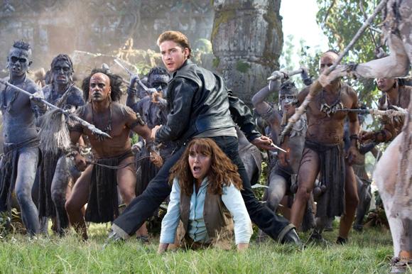 Indiana Jones et le royaume du Crâne de Cristal (2008)