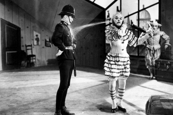 Les feux de la rampe (1952)