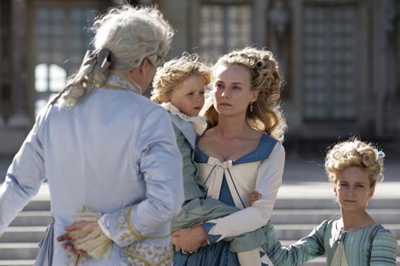 Test Les adieux à la reine Blu-Ray