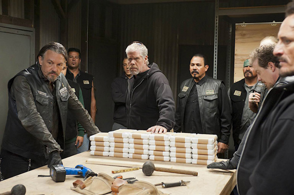 Sons of Anarchy saison 4 (2011)