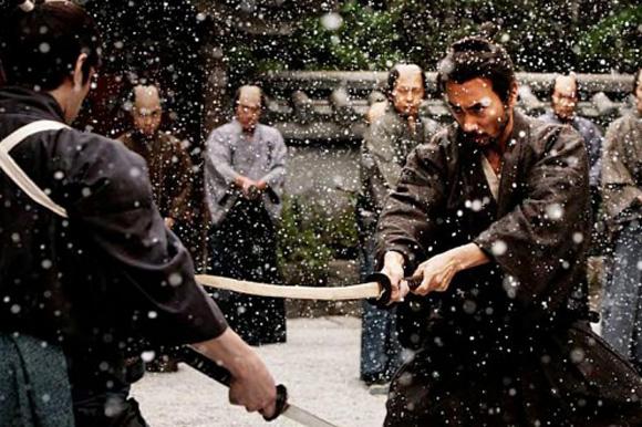 Hara-Kiri : mort d'un samouraï 3D (2011)