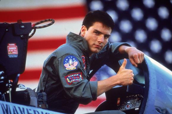 Top Gun 3D (1986)