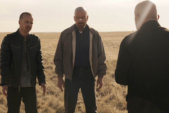 Breaking Bad saison 5 (2012)