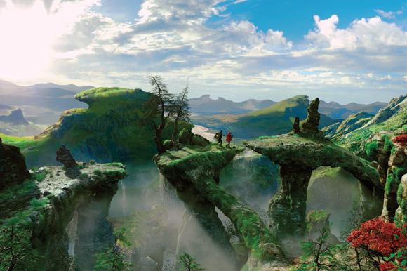 Le monde fantastique d'Oz (2012)