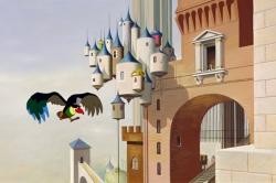 Le roi et l'oiseau (1979)