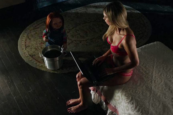 Test La Mal 233 Diction De Chucky Blu Ray