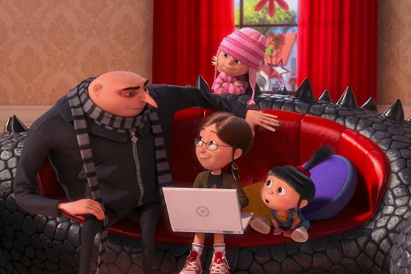 Moi, moche et méchant 2 3D (2013)