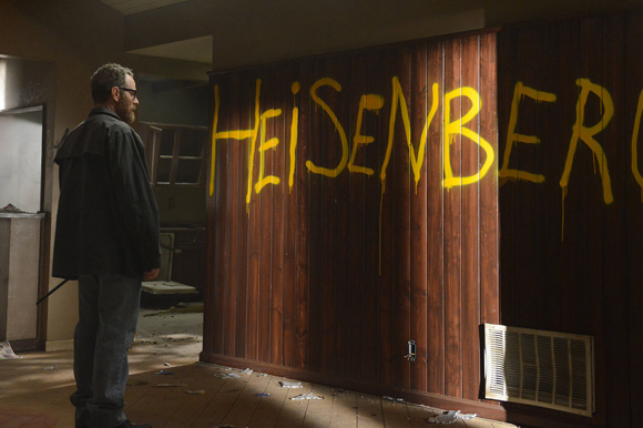 Breaking Bad saison finale, 2e partie (2013)