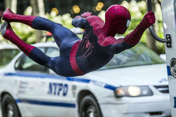 The Amazing Spider-Man 2 : le destin d'un héros 3D (2014)