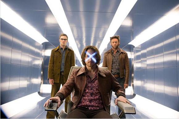 X-Men : Days of Future Past (2014)