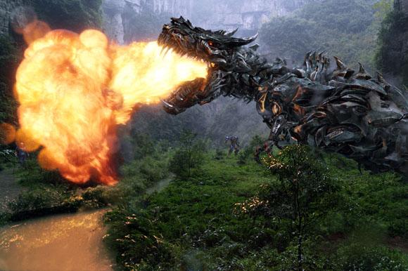 Transformers : l'âge de l'extinction 3D (2014)