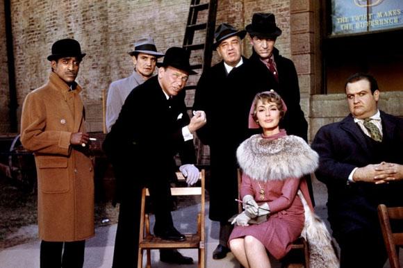 Les 7 voleurs de Chicago (1964)
