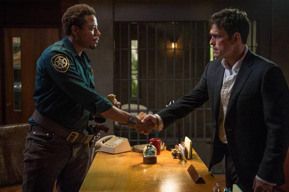 Wayward Pines saison 1 (2015)