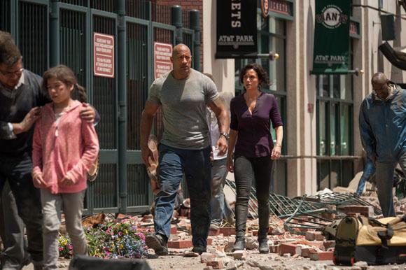 San Andreas 3D (2015)