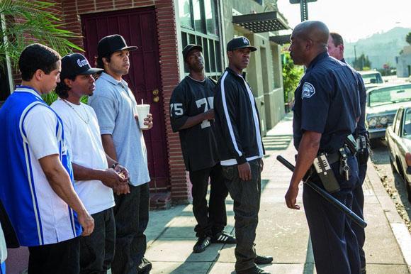 N.W.A. Straight Outta Compton (2015)