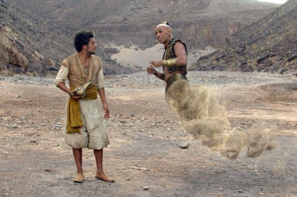 Les nouvelles aventures d'Aladin (2015)