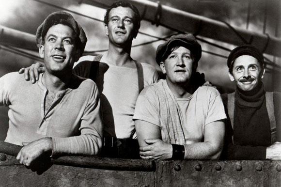 Les hommes de la mer (1940)