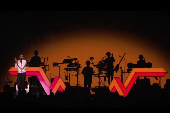 Stromae : racine carrée Live (2014)