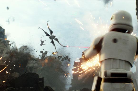 Star Wars : Episode VII - Le réveil de la Force (2015)