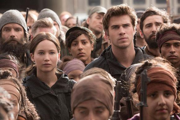 Hunger Games, la révolte - Partie 2 (2015)