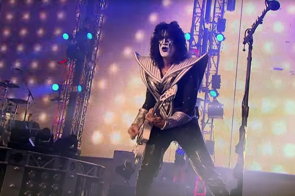 Kiss Rocks Vegas - Live at the Hard Rock (2014)