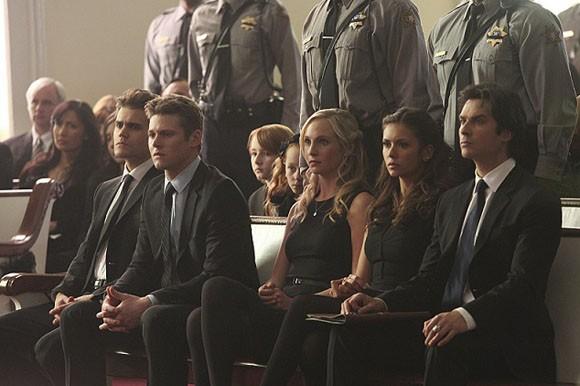 Vampire Diaries saison 6 (2014)