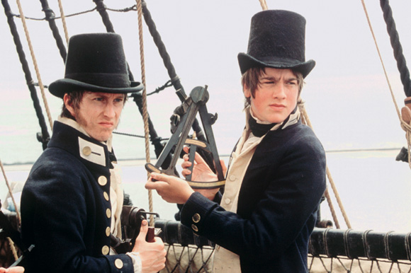 Test Master and Commander, de l'autre côté du monde Blu-Ray