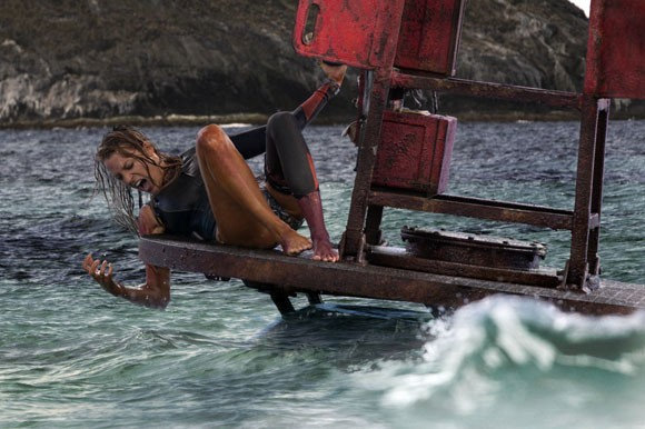 Instinct de survie - The Shallows (2016)