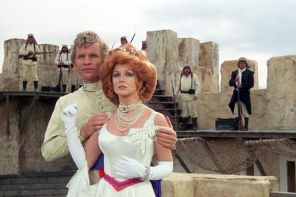Mon beau légionnaire (1977)