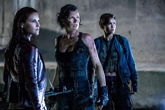 Resident Evil : Chapitre Final (2016)