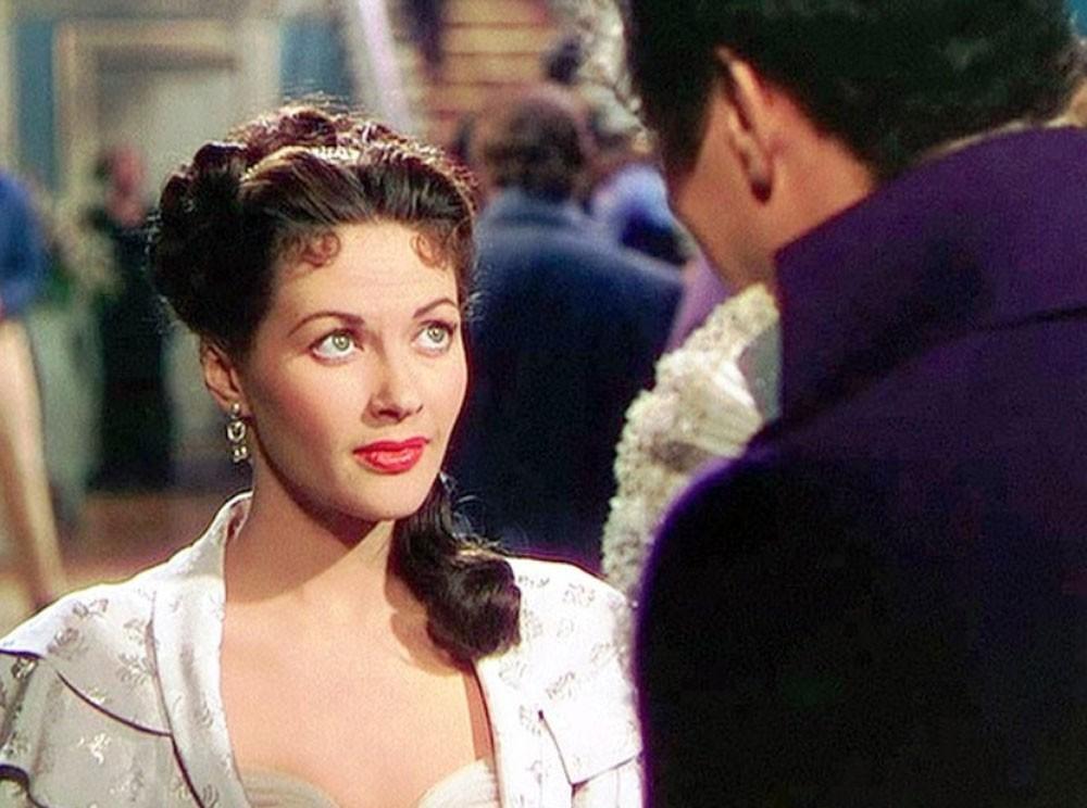 La fille des boucaniers (1950)
