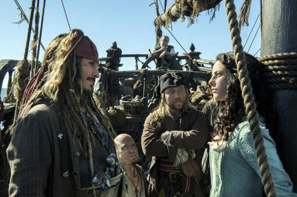 Pirates des Caraïbes: la vengeance de Salazar (2017)