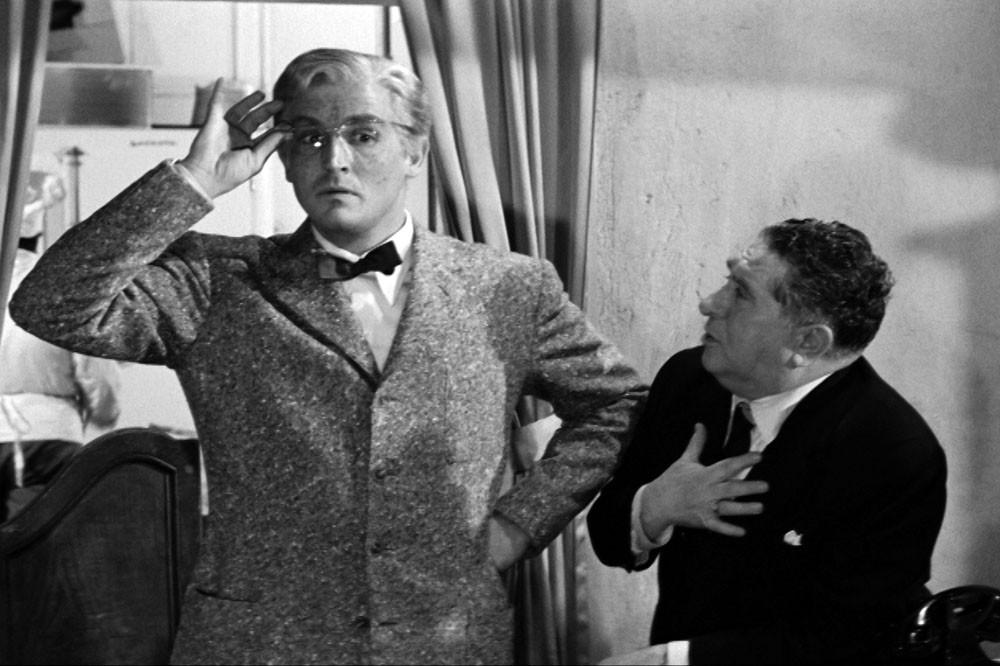 Il mattatore (L'homme aux cent visages) (1960)