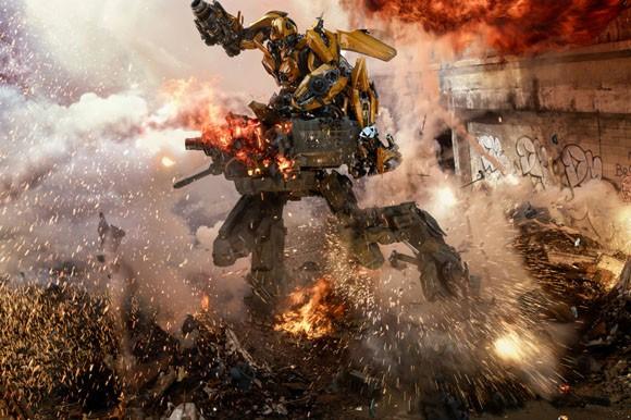 Transformers : the Last Knight (2017)