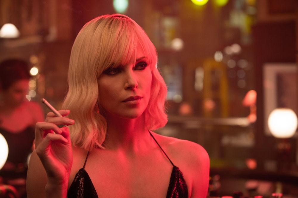 Atomic Blonde (2017 )