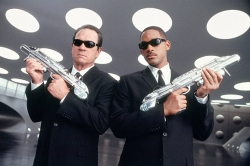 MIB trilogie (1997/2002/2012)
