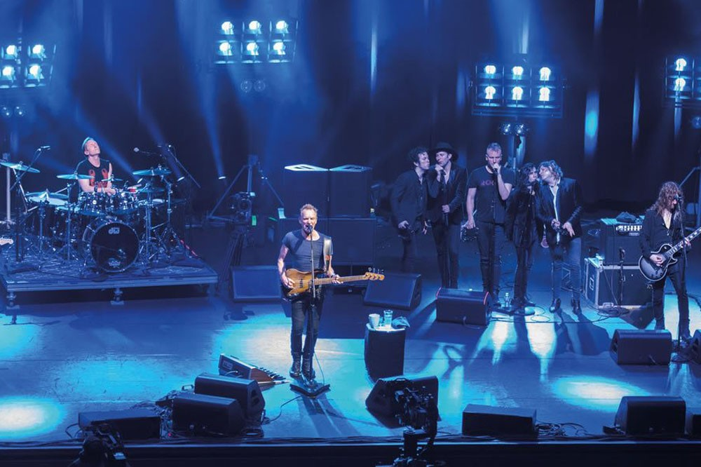 Sting : Live at the Olympia (2017)