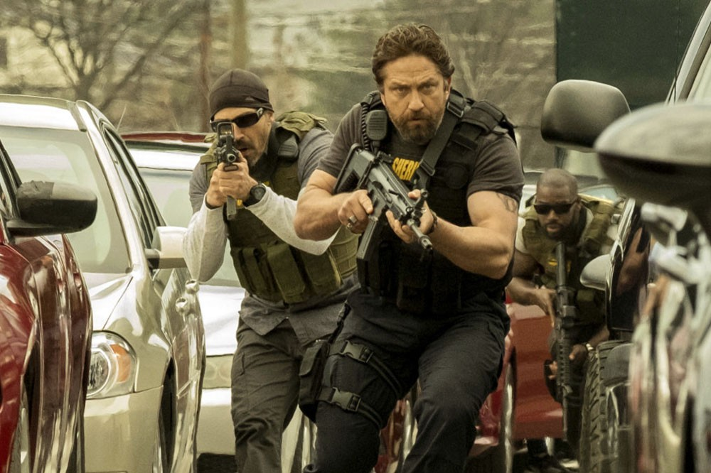 Criminal Squad (2018)