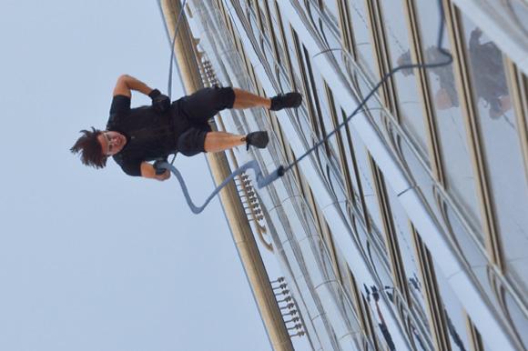 Mission impossible : protocole fantôme (2011)