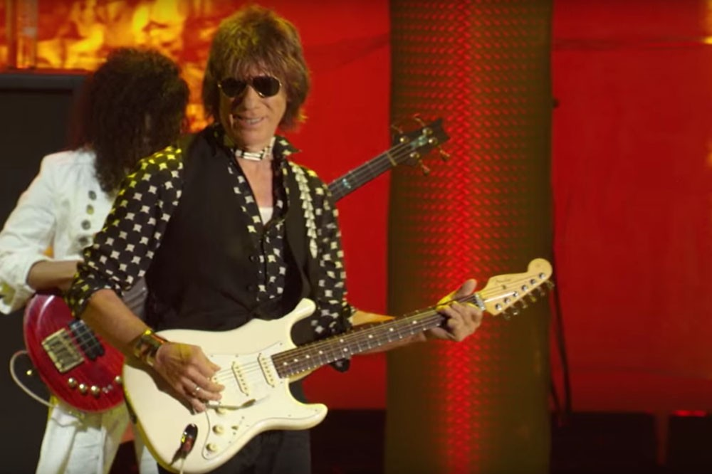 Still on the Run : the Jeff Beck Story (2018)