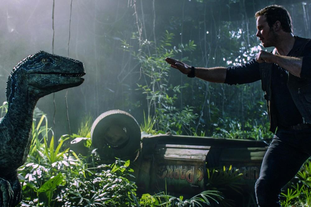 Jurassic World : Fallen Kingdom (2018)