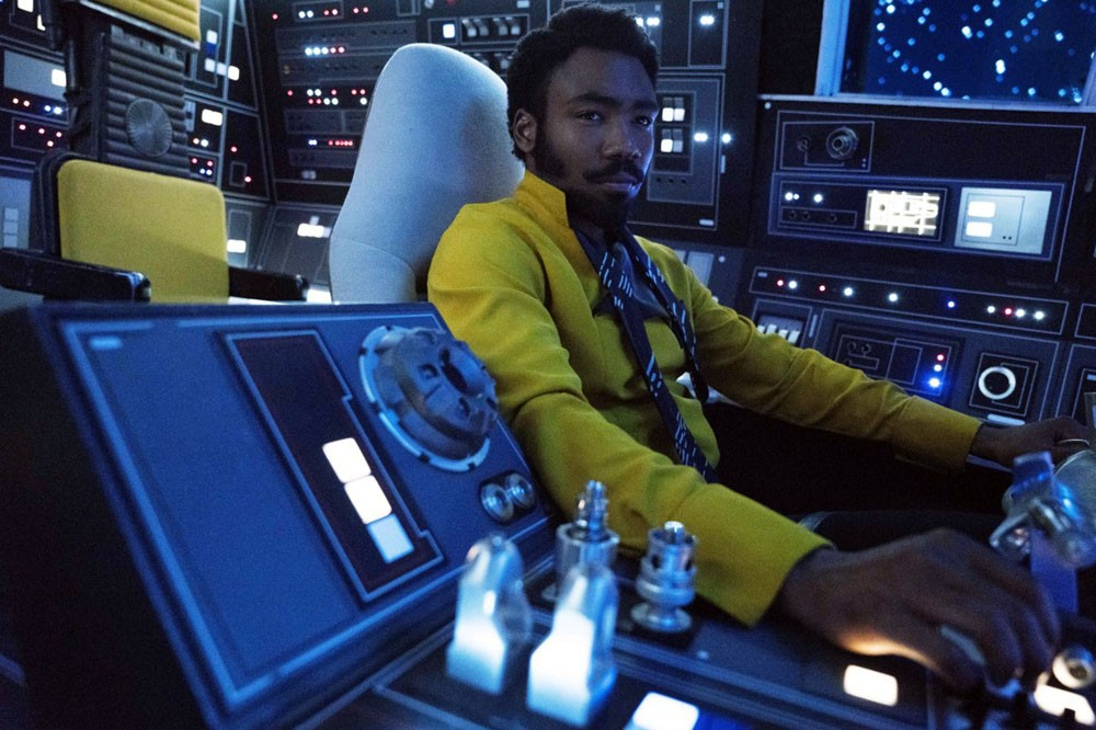 Solo : a Star Wars Story (2018)