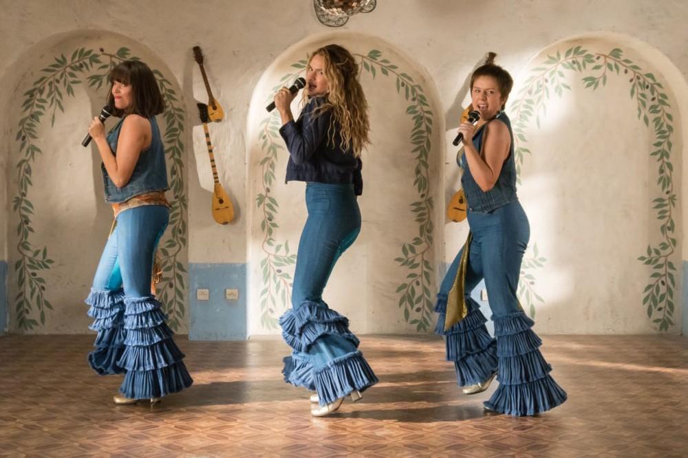 Mamma Mia ! Here we go Again (2018)